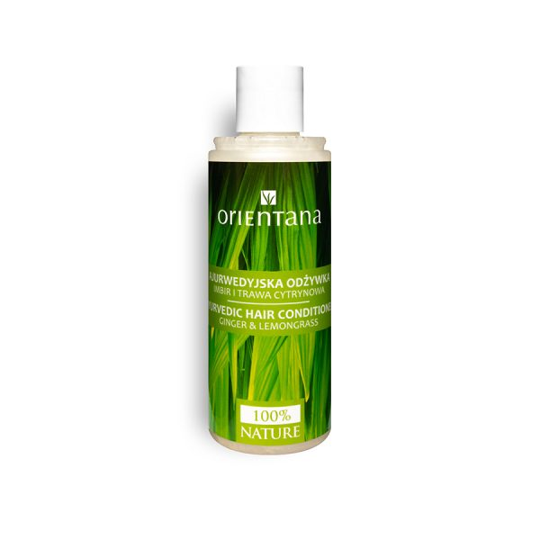 Ginger & Lemongrass Ayurvedic Hair Conditioner