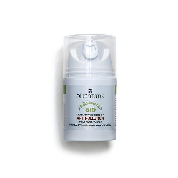 Moringa & Schisandra Anti Pollution Cream