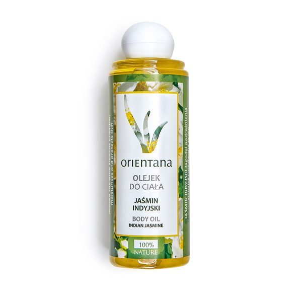 Indian Jasmine Body Oil
