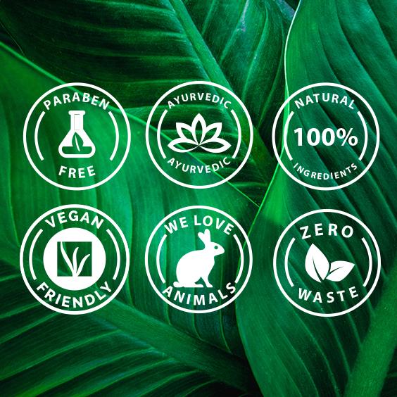 parabenfree organic cosmetics