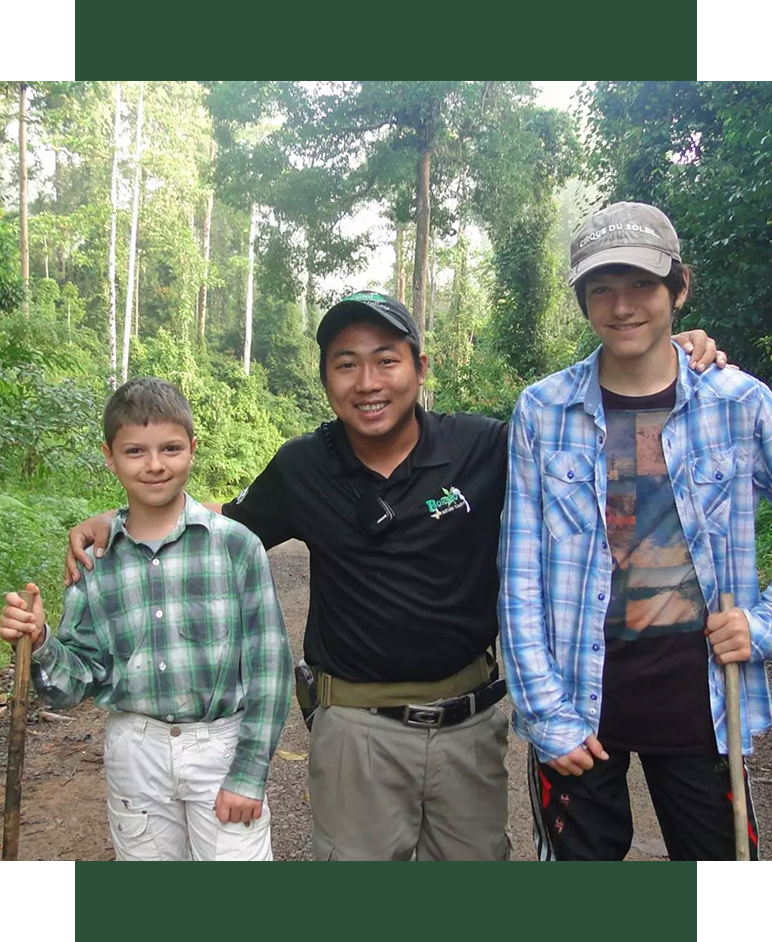 LESSONS FROM BORNEO